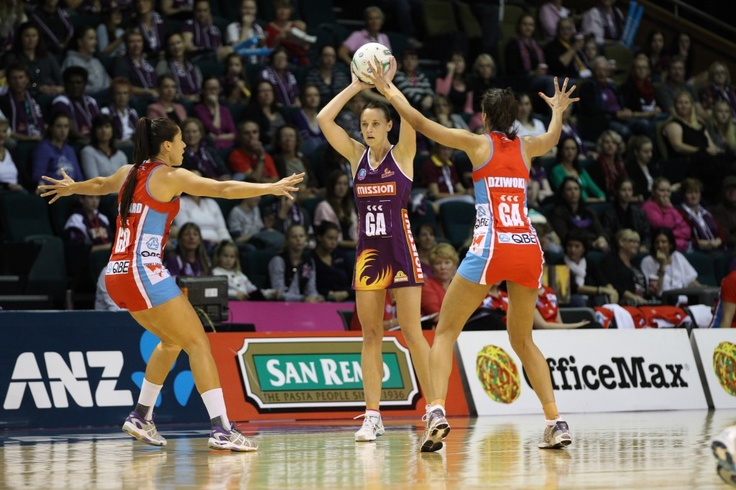 Hard-fought win secures Firebirds' finals spot - MISSION Queensland Firebirds had to dig deep before cementing a place in the finals series with a gritty 52-48 win over NSW Swifts in Brisbane on Sunday.