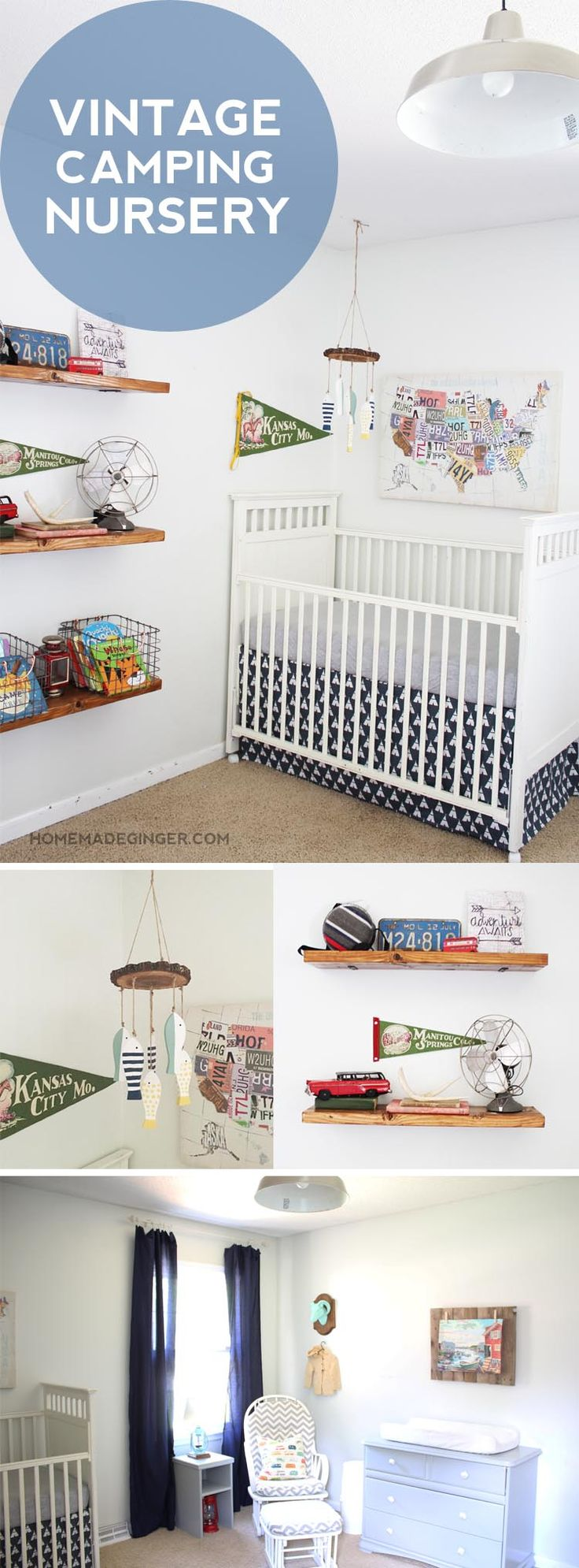 296 Best Images About Baby Nurseries On Pinterest