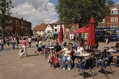 aylesbury - Kingsbury square