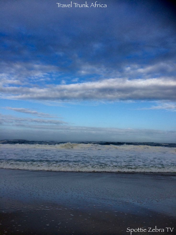 The calm after the rains came - Camps Bay Beach