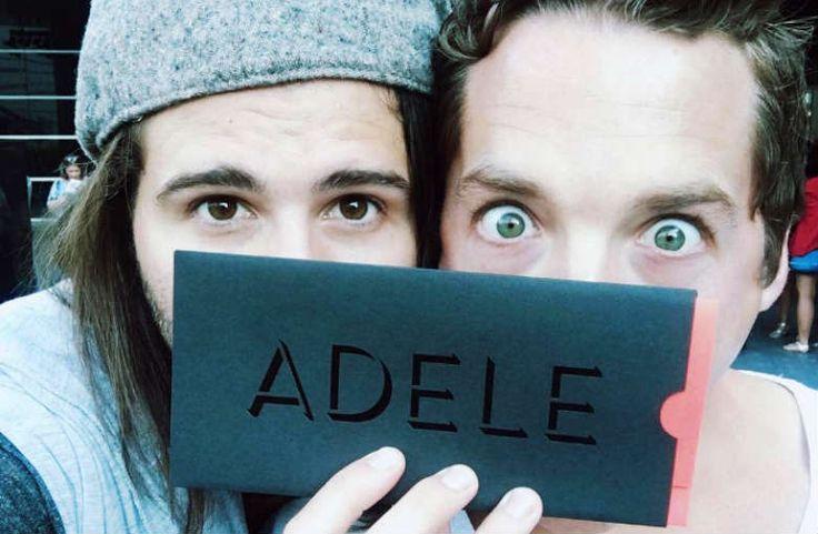 Lo que Adele hará en una boda gay ¡está fuera de lo normal!