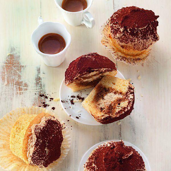 »O dio mio«, diese Muffins sind einfach »buonissimi«! Für das perfekte Italien-Feeling serviert man die Küchlein am besten gut gekühlt mit einem heiße...