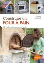 Construire un four à pain - Couverture - Format classique