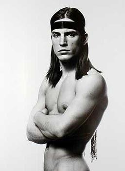 Warhol superstar Joe Dallesandro c. 1960's