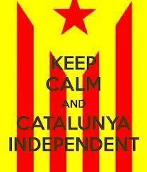 keeep calm and catalunya independent