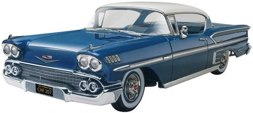 Scalehobbyist.com: 1958 Chevy Impala by Revell Monogram
