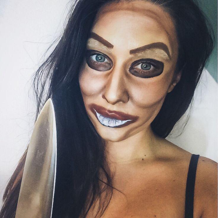 The Purge Halloween Makeup | Halloween | Pinterest | Makeup The Ou0026#39;jays And Halloween