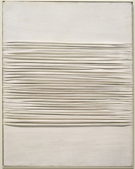 Piero Manzoni, Achrome 1958 - 59
