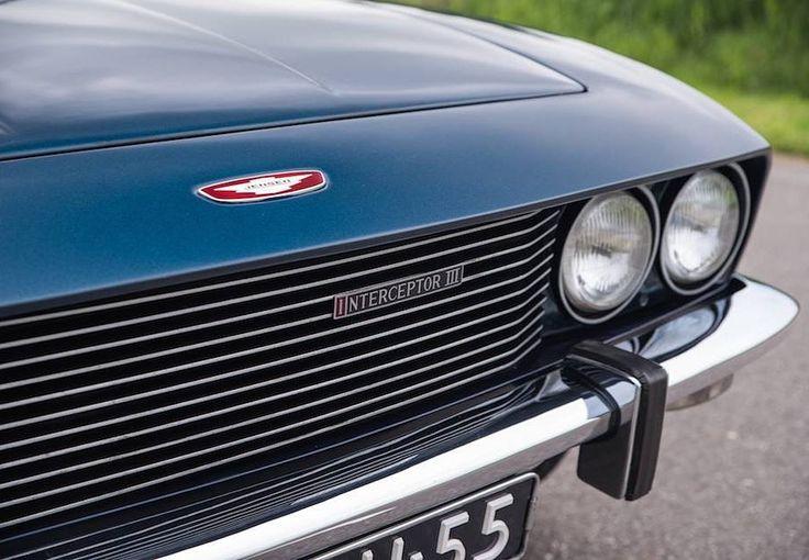 Jensen Interceptor #forsale #jensen #interceptor #classiccars #classiccar #classictrader #classic_trader #drivenbydesire #oldtimer #potd #pictureoftheday #racing