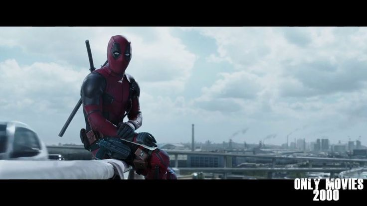 Deadpool -Car fight HD