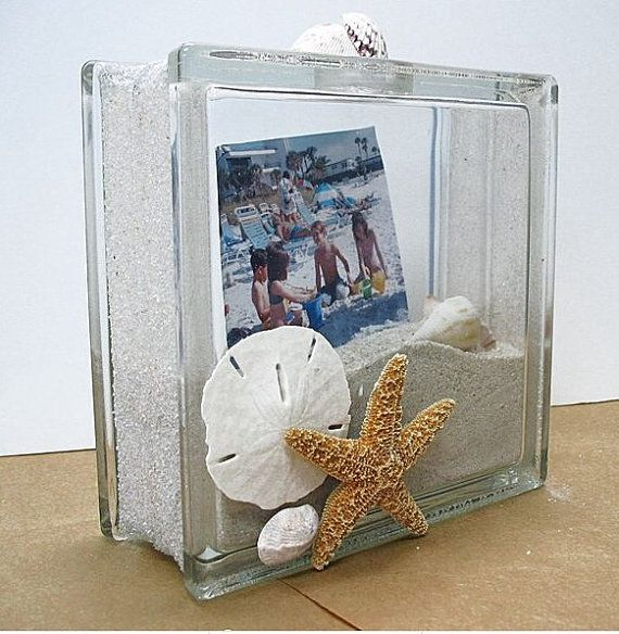 Decorative Light Blocks : Decorative personalized glass blocks maybe vinyl or