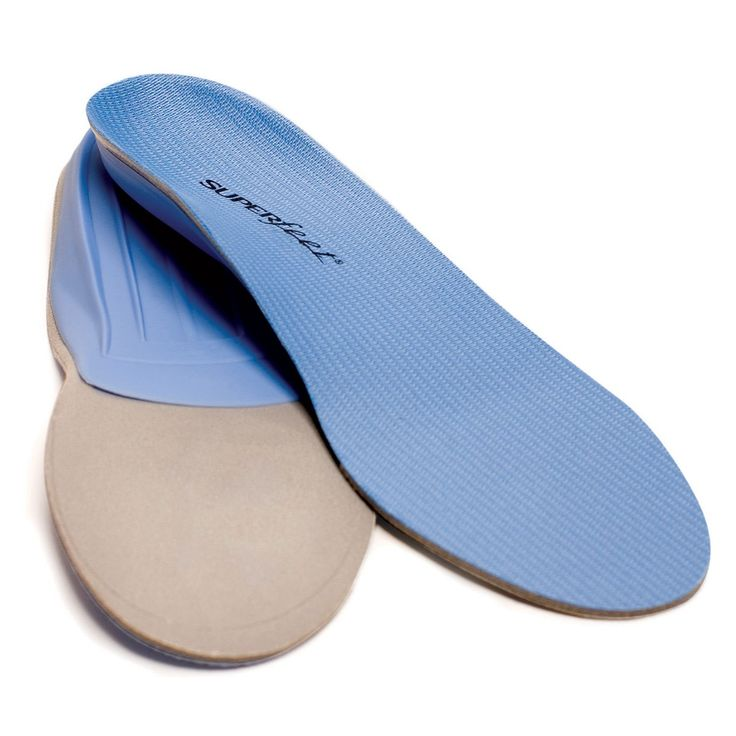 Superfeet Blue Trim-to-Fit Insoles - All Purpose