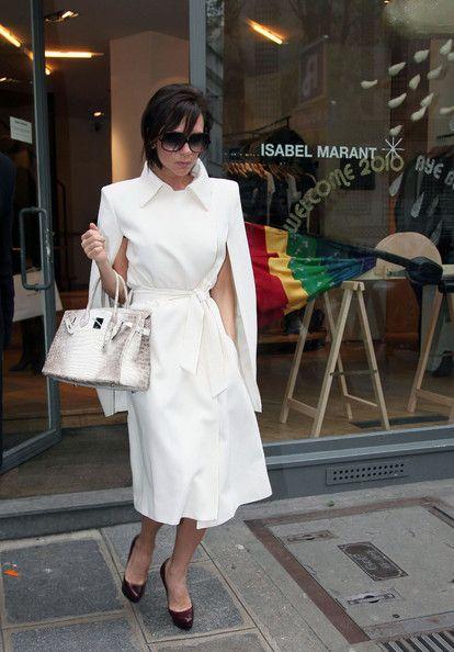 Victoria Beckham Leather Tote   Victoria Beckham, Birkin Bags and ...