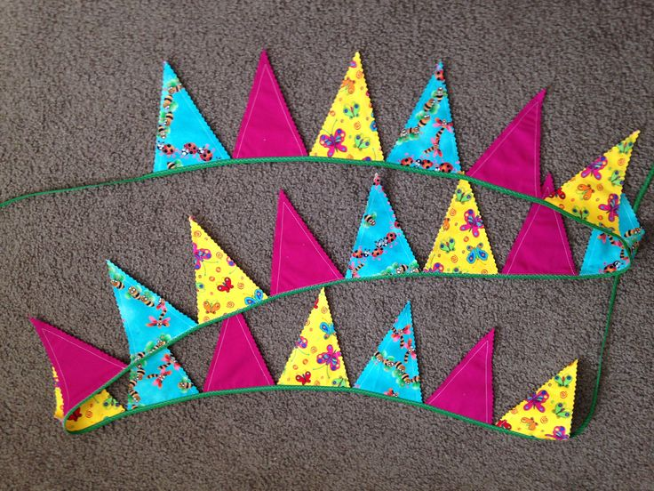 Bunting for Paige