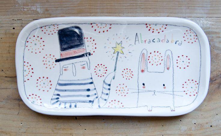 Silbando bajito, cerámica con encanto