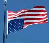 The upside down U.S. flag is an official signal of distress.   THE FLAG CODE  Title 36, U.S.C., Chapter 10  As amended by P.L. 344, 94th Congress  Approved July 7, 1976  § 176.   (a) The flag should never be displayed with the union down, except as a signal of dire distress in instances of extreme danger to life or property.