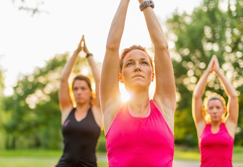 Free Yoga in the Park - Sundays All Summer | Finger Lakes Yogascapes