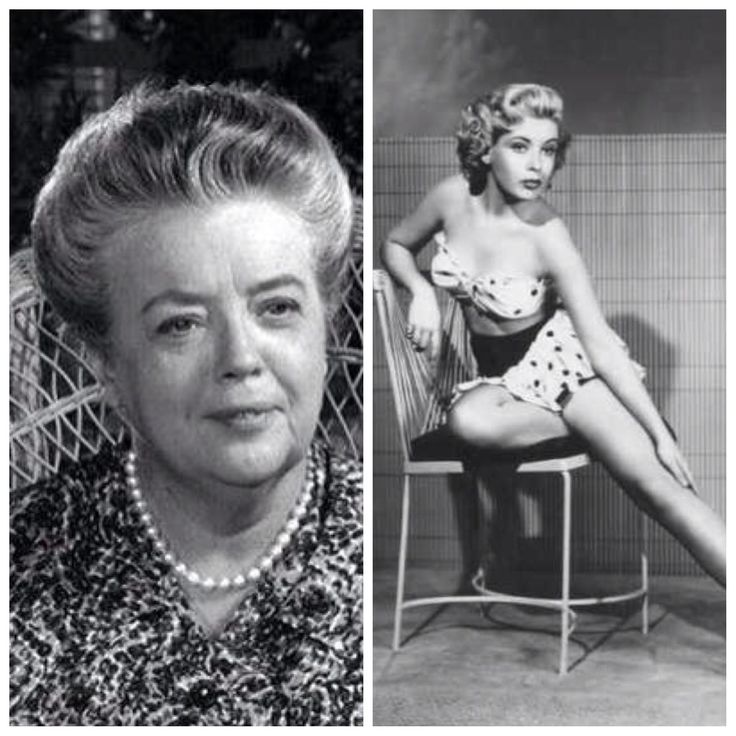Aunt Bea from Andy Griffith Show...