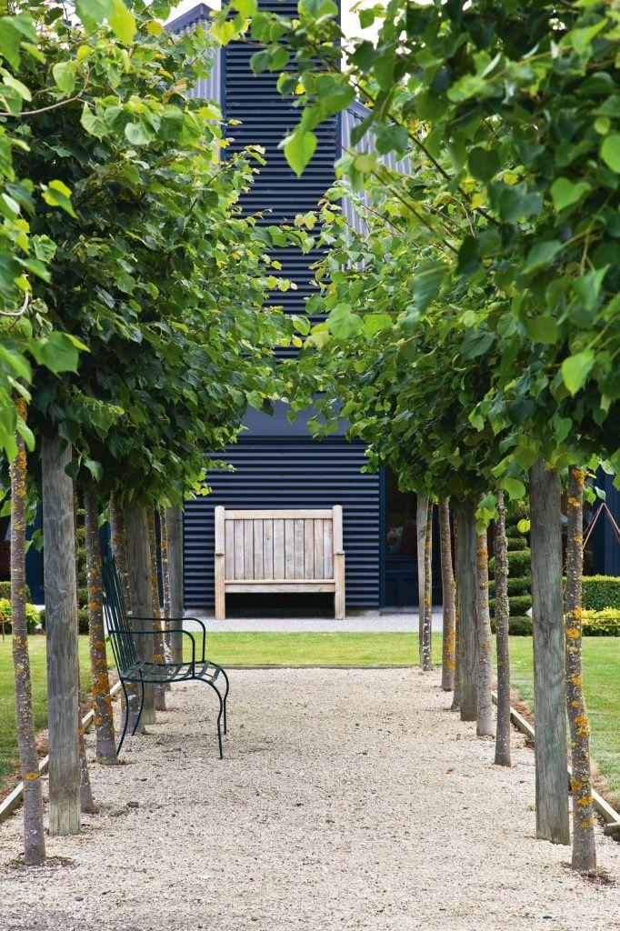 Beautiful garden via NZ House & Garden 2013