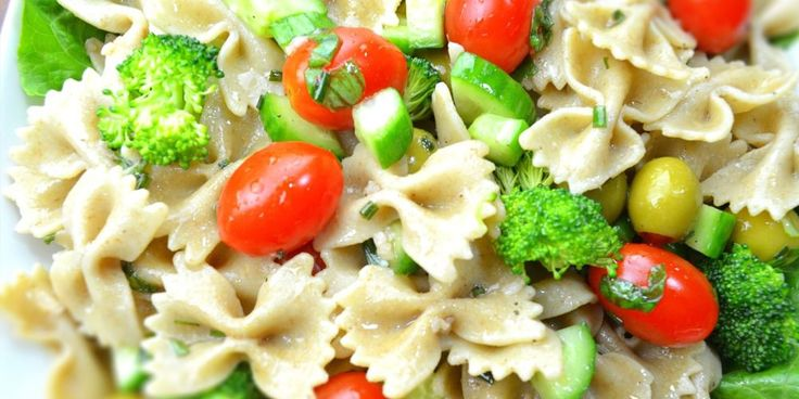 Here's a quick weeknight recipe for Pasta Primavera you can throw together in under 30 minutes. As a bonus, it's low FODMAP and gluten-free, too. View the full recipe by Jody Garlick here: https://vivantehealth.com/pasta-primavera/#Pasta #Primavera #PastaPrimavera #Recipe #Recipes #HealthyRecipe #Health #Healthy #DigestiveHealth #GutHealth #HealthyGut #IBS #Celiac #GlutenGree #LowFODMAP #FODMAP #NoGluten #GF #Celiacsafe #IrritableBowelSyndrome #EatHealthy #LiveHealthy #Wellness