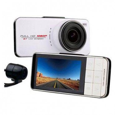 Camera auto dubla iUni Dash AT66B  la iUni.ro - profita de calitatea video full hd! Descopera aici detalii pentru camera auto iUni Dash AT66B!
