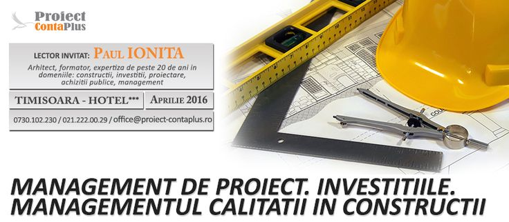Managementul Calitatii Constructii