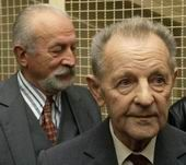 """Jozef Lenart and Milous Jakes, Jozef Lenart, who has died of heart failure aged 80, was the hardline prime minister of communist Czechoslovakia from 1963 to 1968. In 2002, he was finally acquitted of treason in relation to the Soviet invasion of 1968; an intervention which ended the Prague Spring and the project symbolised by Alexander Dubcek's """"socialism with a human face"""". Lenart was one of the highest communist functionaries to be called to account for his actions."""