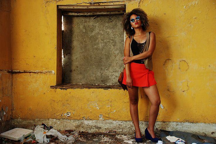 Rumble in the jungle #fashion #streetwear