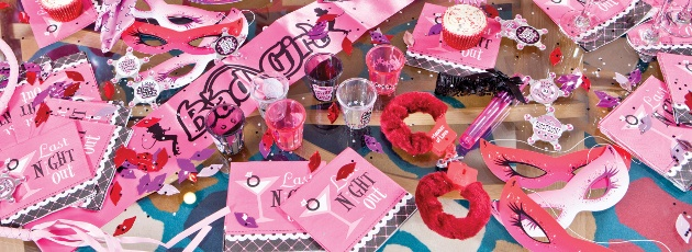Are you a bride to be or chief bridesmaid? Well Just in case you didn't know where to start or just need a little more inspiration for the perfect hen do, then www.ukpartywarehouse.com for some great hints and tips for you!