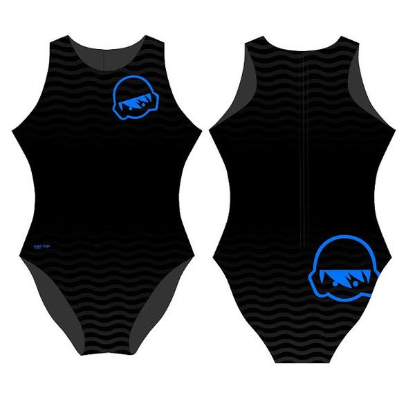 H2O TOGS - WPS - Womens Water Polo Suits / Costume
