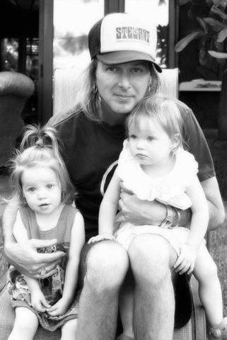{*Lisa-Marie Presley's Husband Michael Lockwood with there Twins Harper & Finley*}