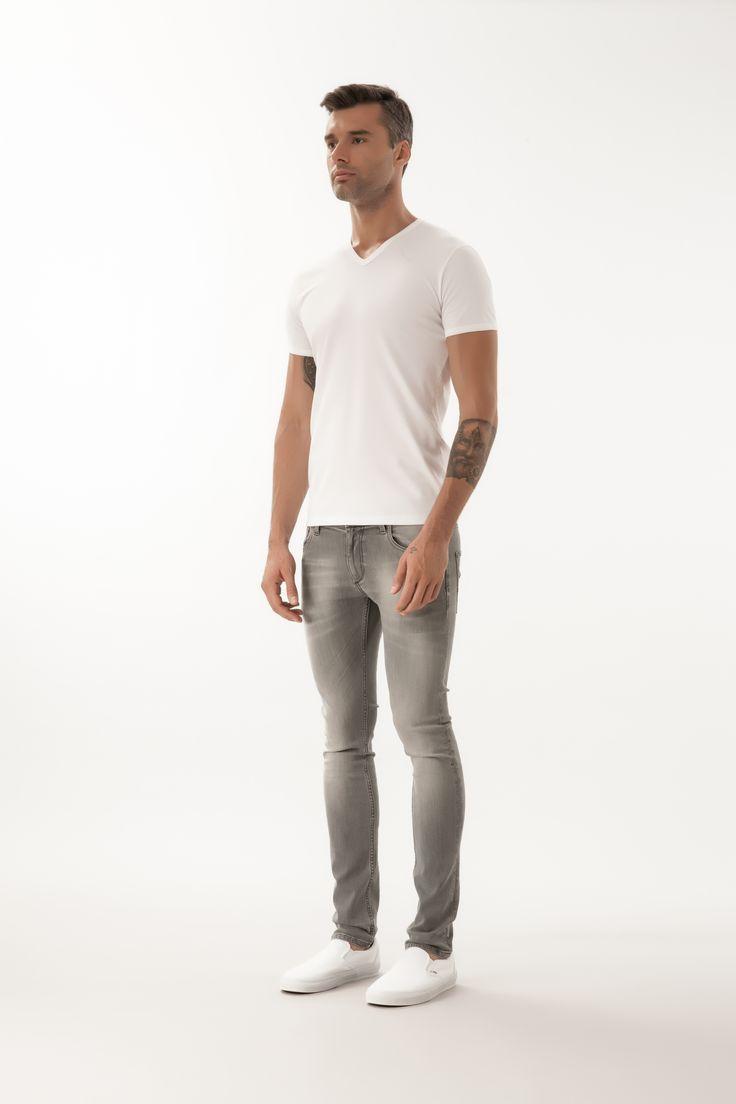 Toby / Skinny Fit  #denim #CrossJeans