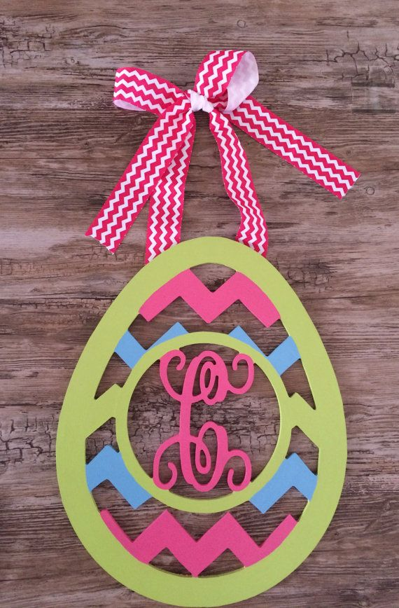 Hey, I found this really awesome Etsy listing at https://www.etsy.com/listing/220236731/wooden-easter-egg-painted-wood-initial