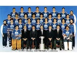 nhl 1984-85 Edmonton oilers stanley cup team photo - Google Search