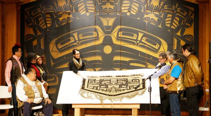 In 2015, Sealaska Heritage Institute found an old Chilkat robe on eBay. Staff quickly raised the reserve price and implored the seller, George Blucker of Texas,…