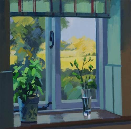 Sally's Window by Philip Richardson