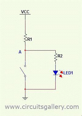 Numeric Water Level Indicator Circuit Diagram   Numeric Water Level Indicator Liquid Level Sensor Circuit Diagram