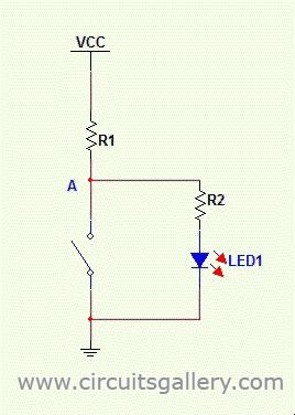 Numeric water level indicator- liquid level sensor circuit diagram with 7…