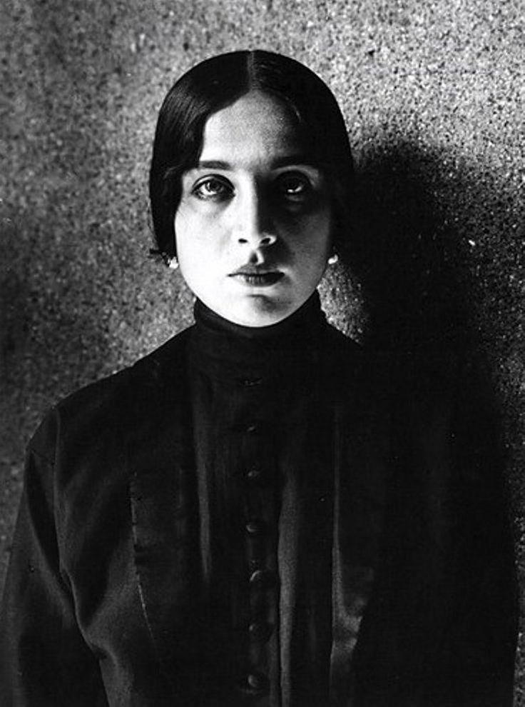 Alexander Grinberg   Portrait,1920