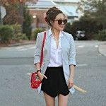 Chic of the Week: Grace's Dainty Details