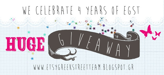 4 years EGST!!! HUGE GIVEAWAY CELEBRATION!!!