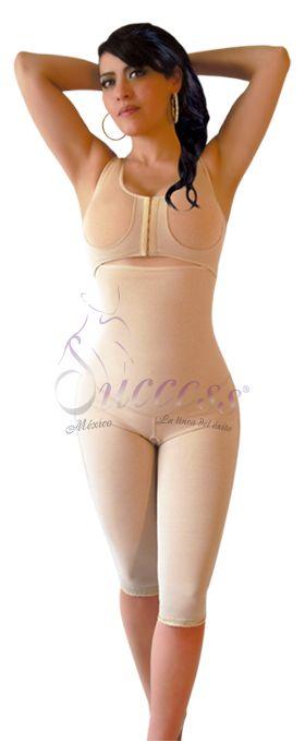 Lipo Success Prenda ideal para el cuidado de tu cuerpo, posterior a una cirugía estética.  Ideal para después de una liposucción, masaje reductivo, reafirmante, mesoterapia, etc.  Funciones: Firmeza al tejido flácido en la cintura, piernas y entre pierna. Ideal para después de una cirugía completa. Proporciona firmeza sin dejar de ser suave y cómoda.