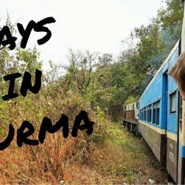 Myanmar Train Travel – Our 24-hour Journey from Hpa-An to Kalaw