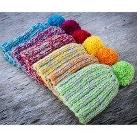 1001 bonnets au tricot : plein plein plein de tuto en français :)