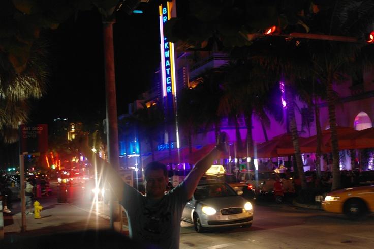 Miami. I just love that city.