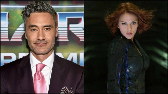 'Thor: Ragnarok' director Taika Waititi has amusing plans for a 'Black Widow' spin-off https://goo.gl/g5j1mD