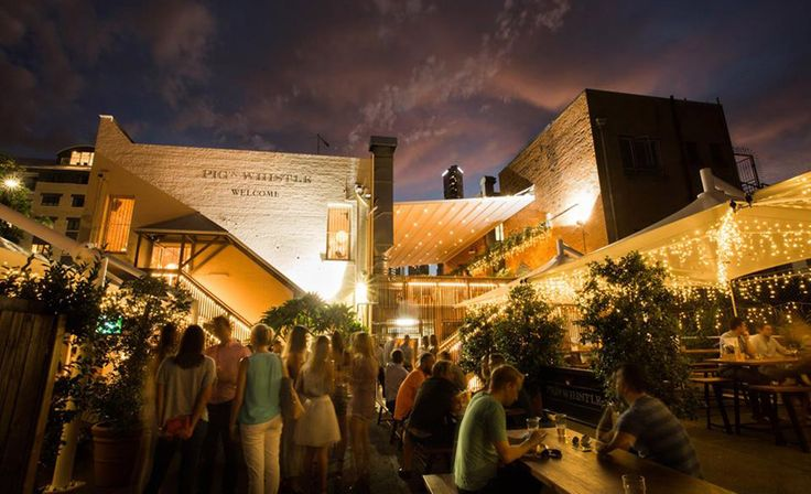 The Ten Best Beer Gardens in Brisbane