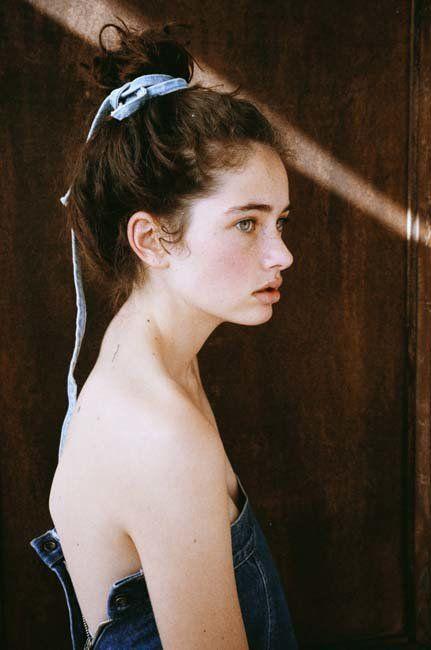 Meet The Model: Ruby Pederson @ Unique Shot By Marnie Harris | Fashion Magazine | News. Fashion. Beauty. Music. | oystermag.com