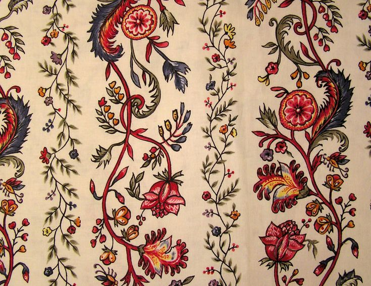 indian chintz - Google Search