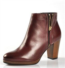 femme boots bottines boots donna club bordeaux - Chaussures Desmazières